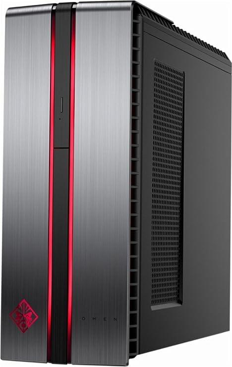 Amazon.com: HP OMEN Gaming VR Ready computadora Intel Quad ...