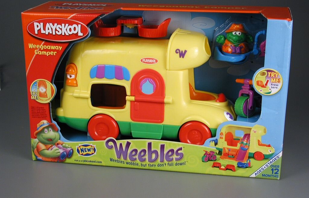 Playskool Weebles Musical Treehouse Part - 39: Amazon.com