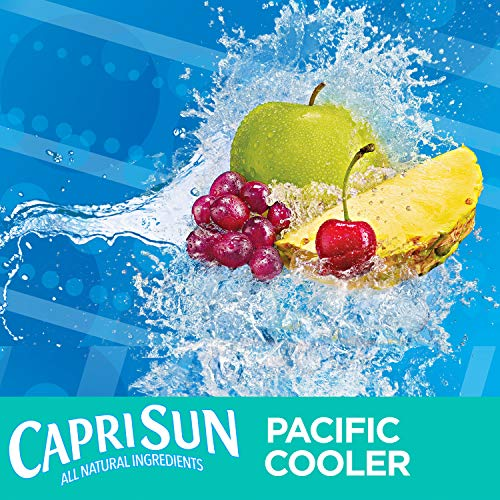 Capri Sun Pacific Cooler Ready-to-Drink Juice (10 Pouches)