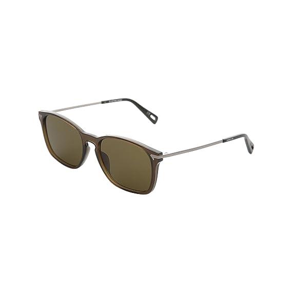 ebe209ea6cf G-Star Raw Mens Acetate Wayfarer Sunglasses - brown - One size ...