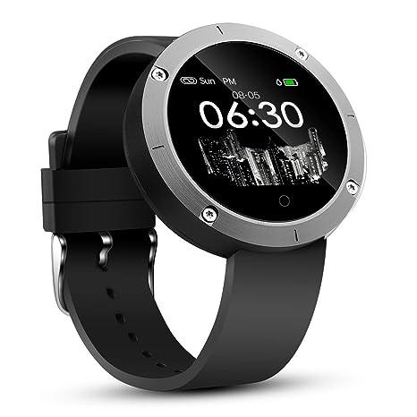 OUKITEL W5 Reloj inteligente con Bluetooth, pulsera para ...