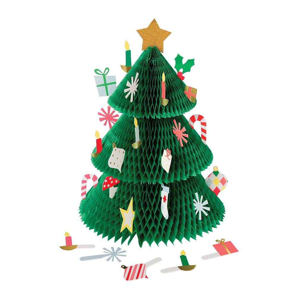Meri Meri Christmas Tree Advent Calendar