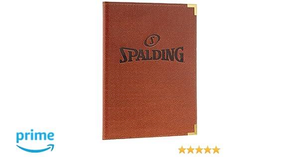 Spalding 300157601 Portafolios, Naranja, Talla Única: Amazon.es: Deportes y aire libre
