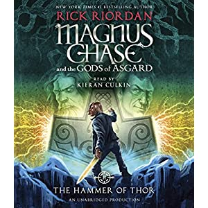 amazon com the hammer of thor magnus chase and the gods of