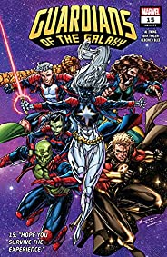Guardians Of The Galaxy #15 (Guardians Of The Galaxy (2020-)) (English Edition)