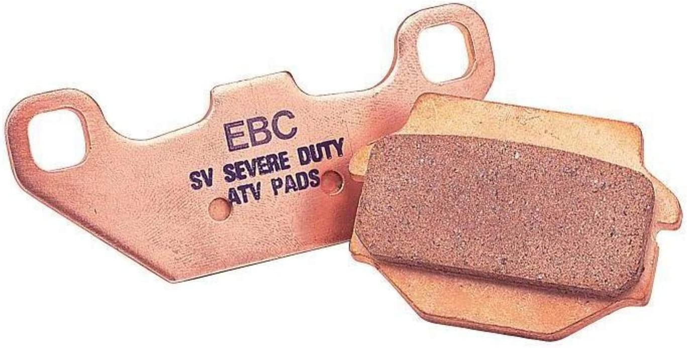 EBC FA701SV /& FA702SV Front /& FA703SV /& FA704SV Rear Severe Duty Brake pad kit fits Honda Talon R /& Talon X