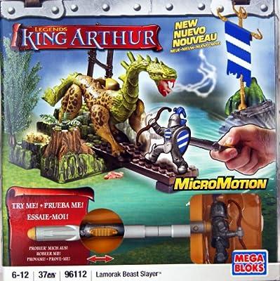 Lamorak Beast Slyer Legends King Arthur Air Creature Crystal