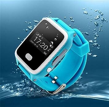 NN Relojes Inteligentes, Gps De Posicionamiento Infantil, Relojes De Teléfono , Blue,blue