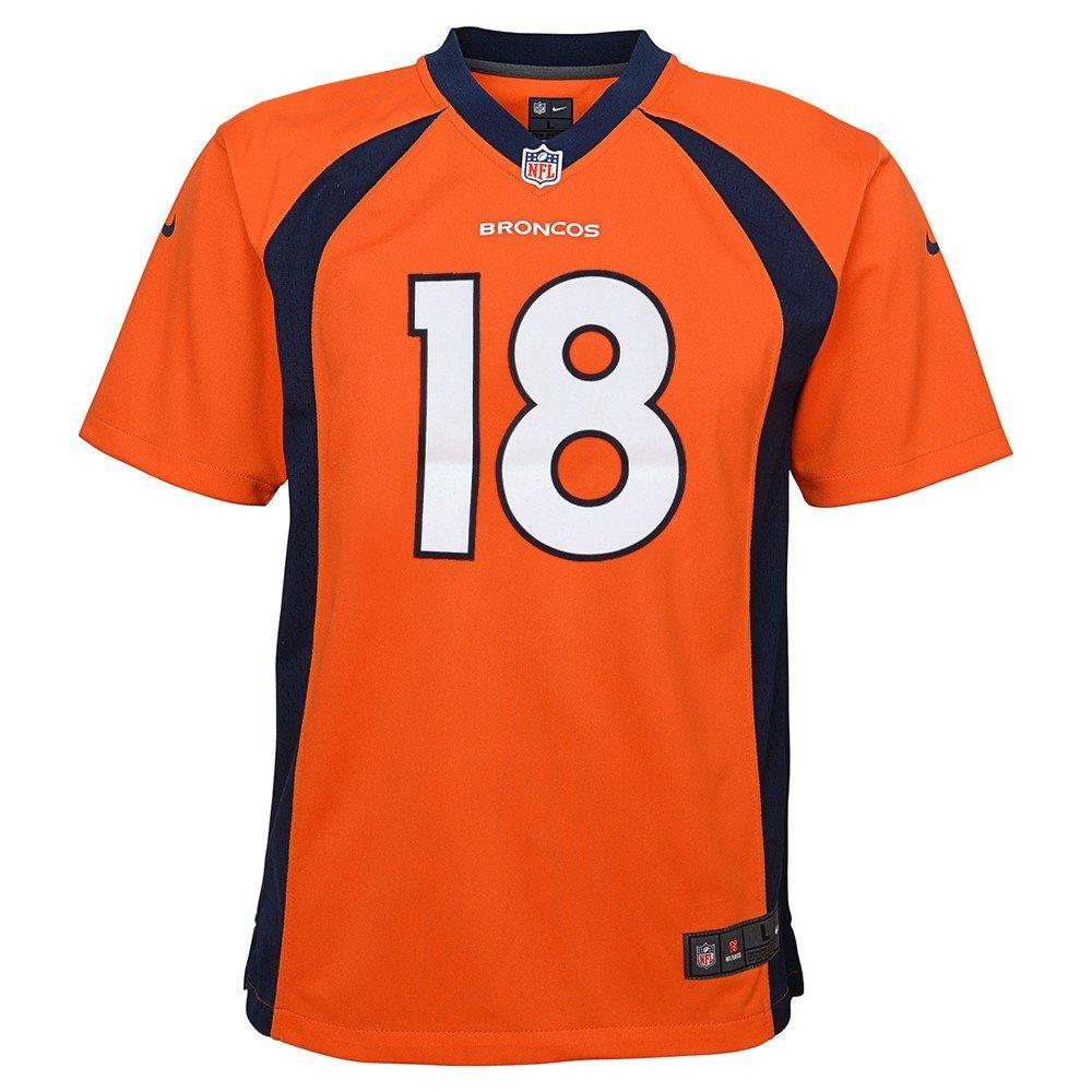 eba3beae5 Amazon.com   Nike Kids Boys Denver Broncos Peyton Manning  18 Game Jersey