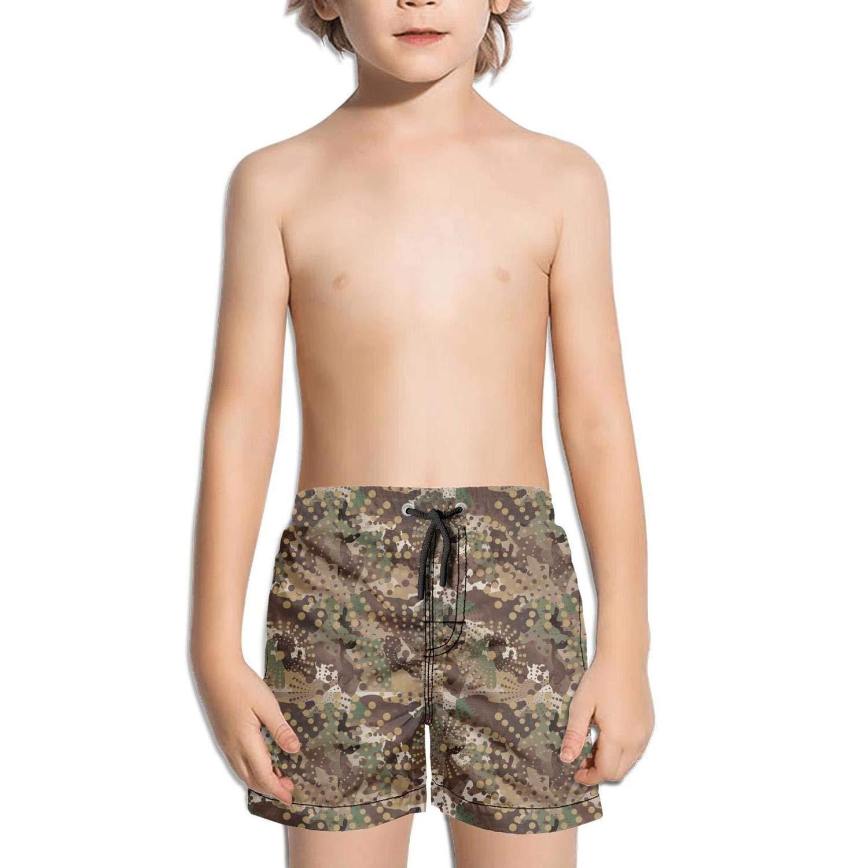 Us Military Diamond camo Solid Color Sporty Stretch Board Swim Shorts