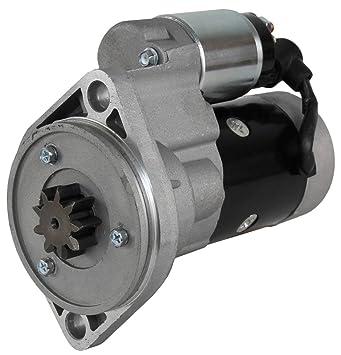 Nuevo motor de arranque para Ingersoll Rand 185 p185 Compresor De Aire 41r18 N Yanmar 4