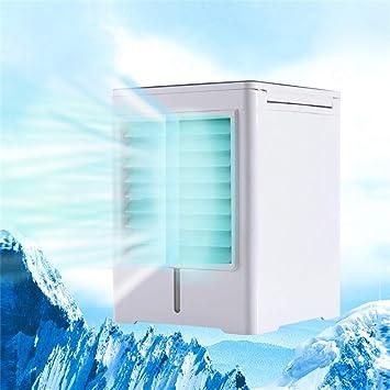 ACZZ Refrigerador Mini Aire Acondicionado Sin ruido 3 Velocidades ...