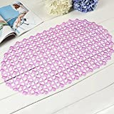 kitchen 67 coupons OLIVE US-New Plastic PVC Non-Slip Mat Shower Bathroom Tub Bath Floor Mats Home Floor(2)