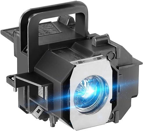 Original Inside Lamp for PowerLite HC 8100 Replaces ELPLP49 V13H010L49