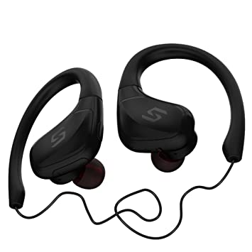 Winwintom 1Pc Auriculares Bluetooth Inalambricos,Auriculares Deportivos,De Volumen para iPhone, Samsung Galaxy