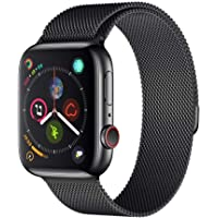 Apple Watch Series 4 Reloj Inteligente Negro OLED