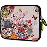 Amzer 10.5-Inch Designer Neoprene Sleeve Case Pouch for Tablet, eBook and Netbook - Autumn (AMZ5159105)