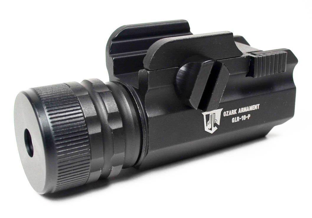 Ozark Armament Green Laser Sight for Full Size Pistols