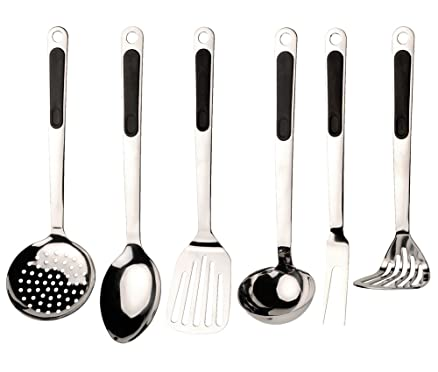 BergHOFF Ergo - Set di utensili da cucina, 7 pz: Amazon.it: Casa e ...