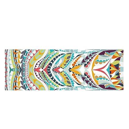 arthomer - Manta de Yoga Plegable de algodón Antideslizante ...