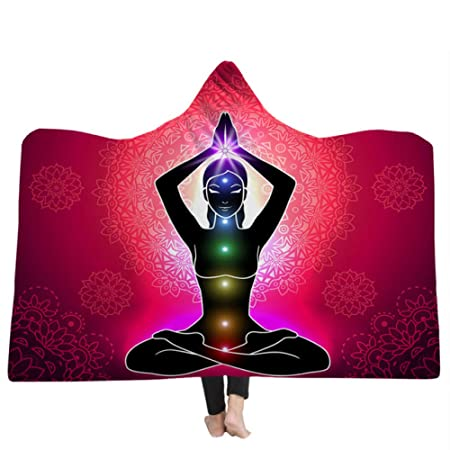 xkjymx Yoga Tela Imprimir Amanecer Pintura al óleo Patrón ...