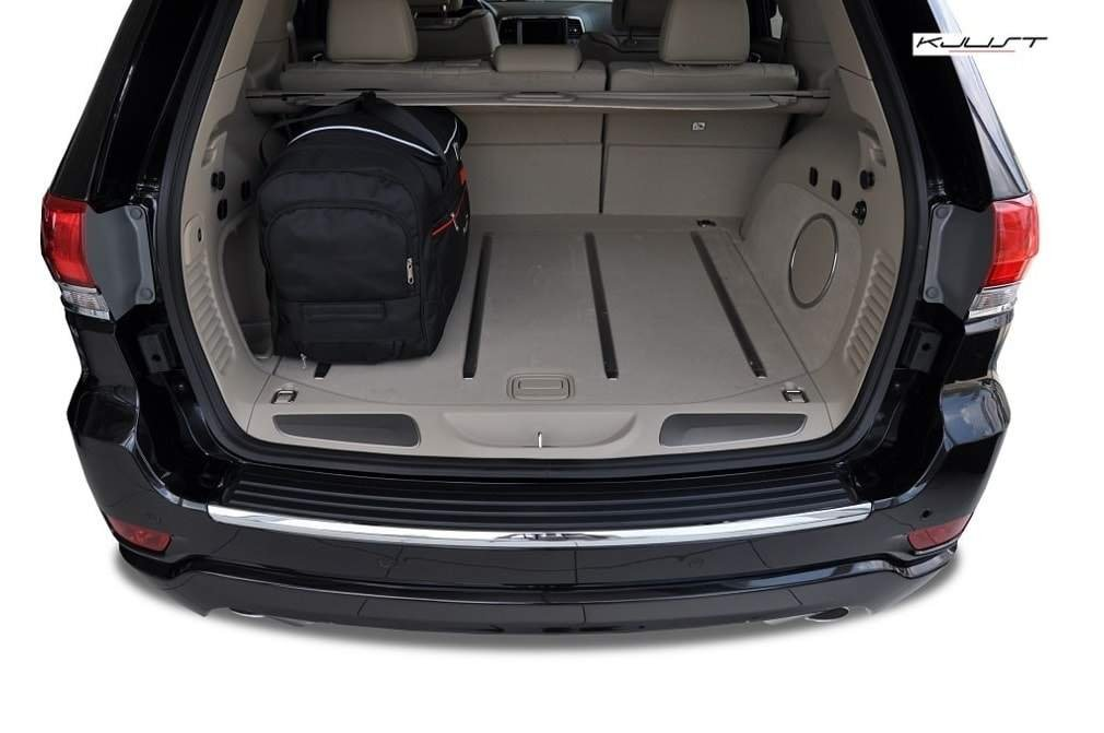 4STK CARBAGS ROLLENTASCHEN DEDIZIERTE REISETASCHEN Jeep Grand Cherokee IV 2010
