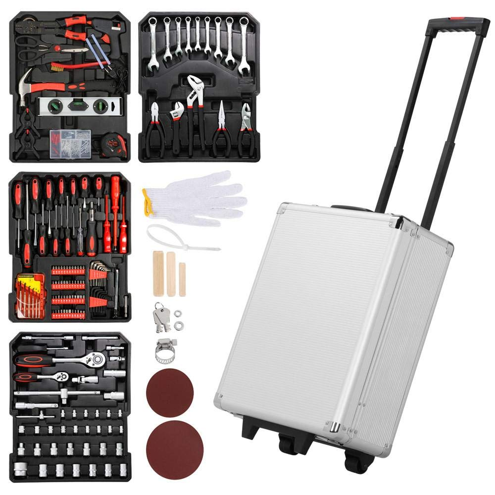 Yaheetech 1099-Piece Tool Box.