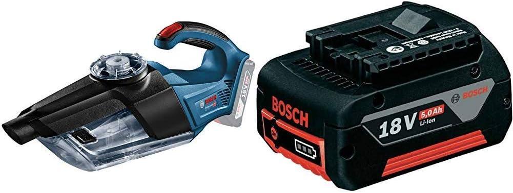 Bosch Professional - Aspirador a batería GAS 18V-1 + Bosch ...