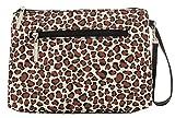 Kalencom Diaper Bag (Safari Cheetah) by Kalencom