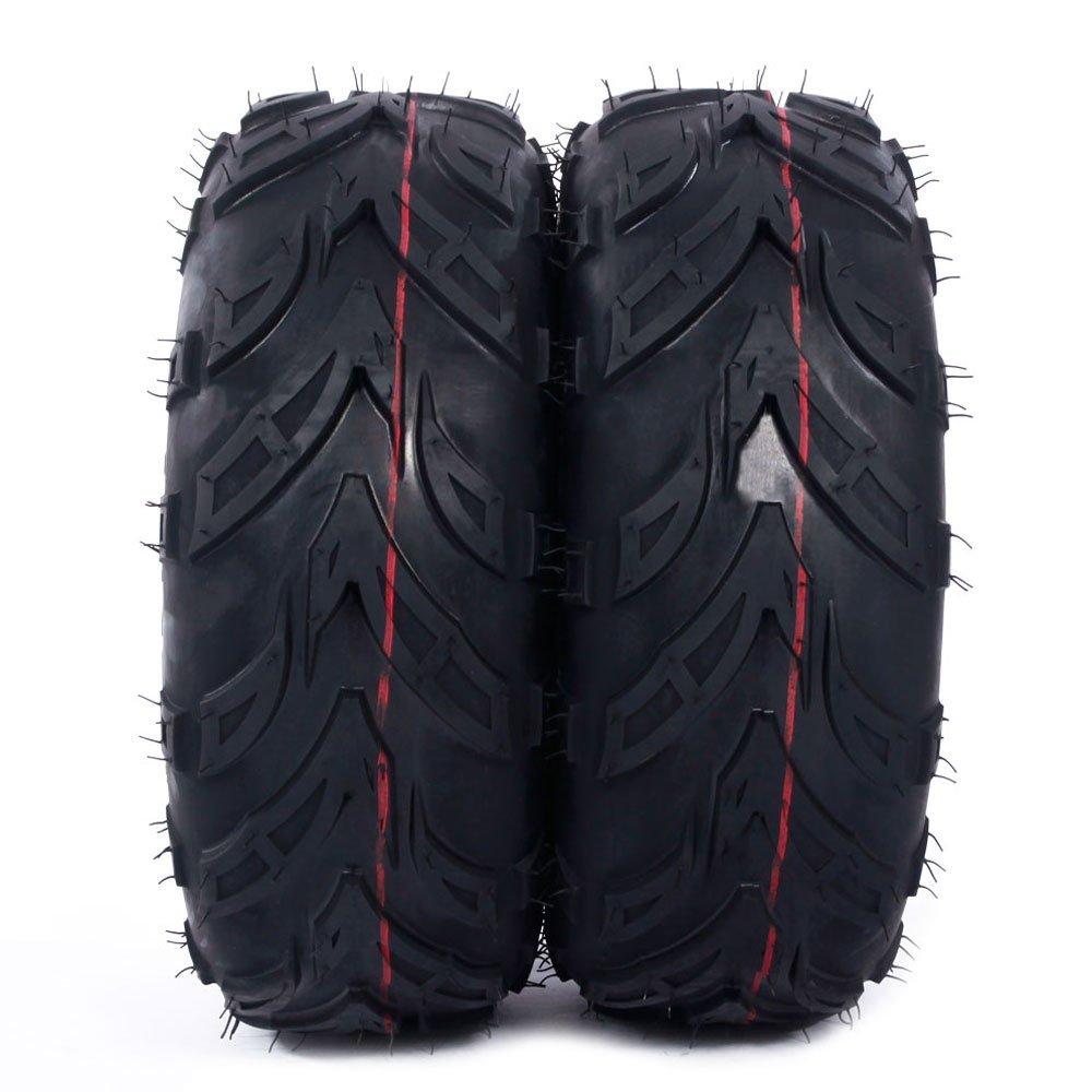 Set of 2 ATV Go-Kart Tire 145/70-6 4PR P361 Tires