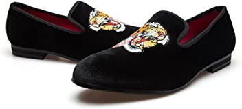 4f9ae02f45c JITAI Men s Penny Loafers Moccasin Driving Shoes Slip On Flats Dress Shoes