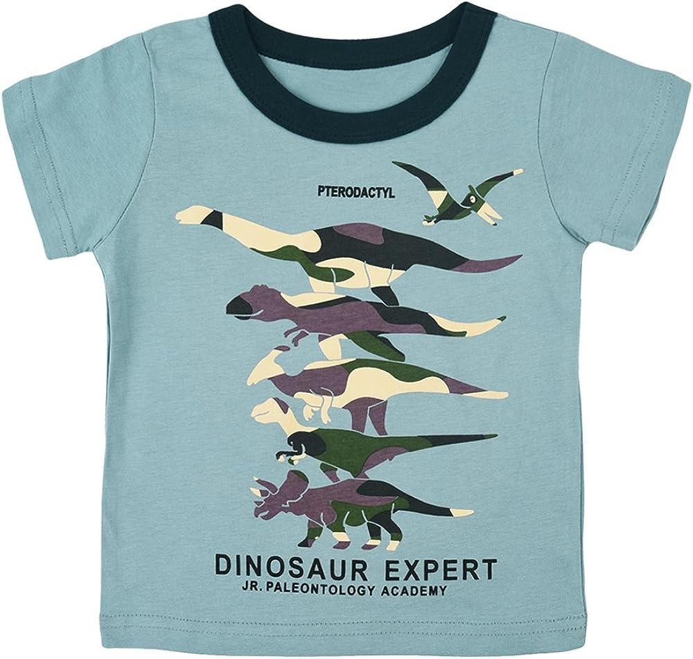 7 ate 9 Apparel Babys Funny Dinosaur New Years Hoodie
