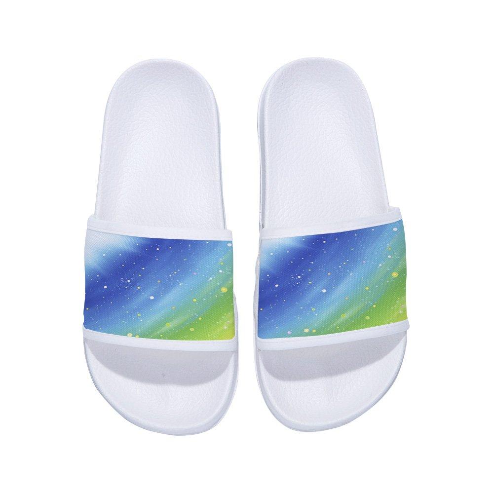 Little Kid//Big Kid Jeremy Stone Unisex Beach Sandals Soft Sole Comfortable Anti-Slip Pool Sandal