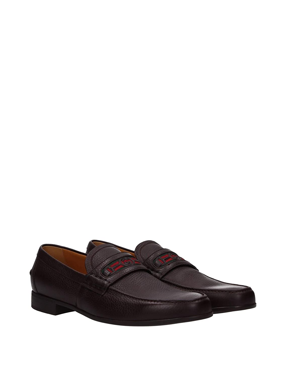 Gucci - Mocasines para hombre, color, talla 7 UK: Amazon.es: Zapatos y complementos