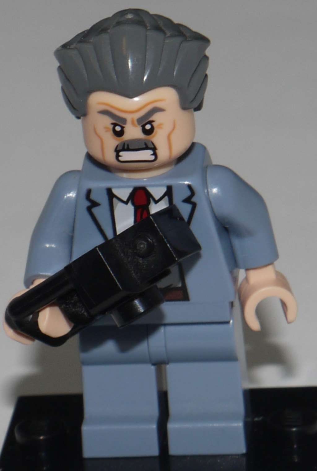 J Jonah Jameson Minifigure LEGO Super Heroes