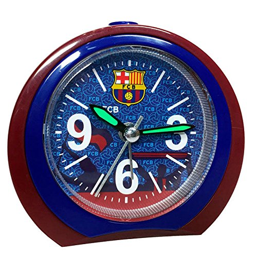Seva Import Barcelona Despertador, Negro, Talla Única 3002208