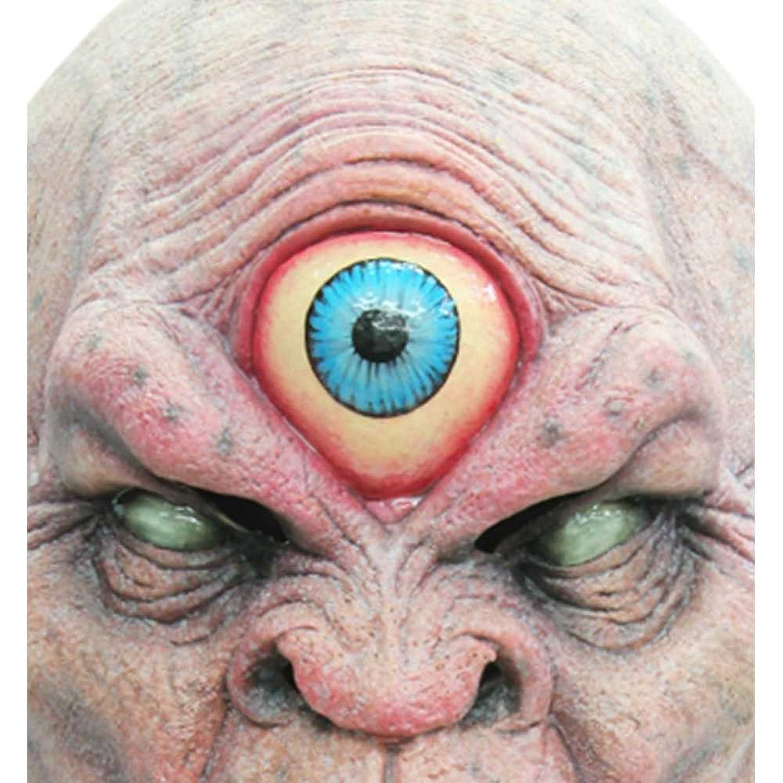amazon com greek myth cyclops monster mask clothing