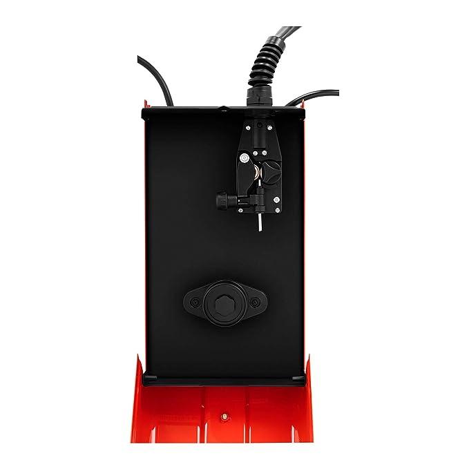 Stamos Máquina De Soldar MIG/MAG De Hilo Tubular Soldador Flux S-MAG 120 FL (120 A / 230 V, Diámetro del Alambre: 0,8/0,9 mm, 120 A): Amazon.es: Bricolaje y ...