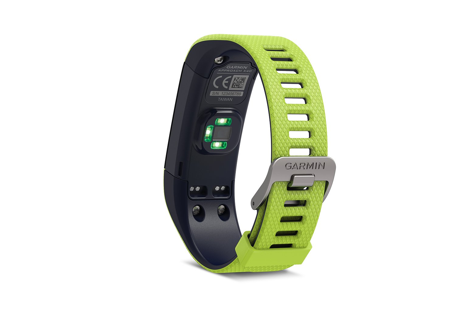 Garmin Approach X40 (Lime) Golf GPS & Fitness Band BUNDLE with PlayBetter USB Car Charge Adapter by Garmin (Image #6)