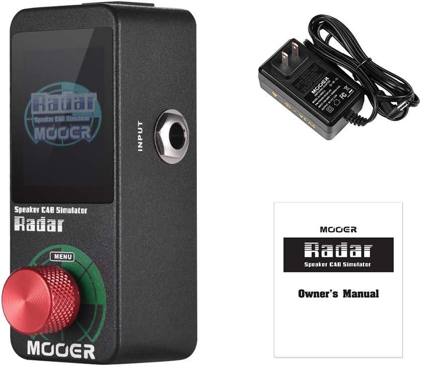 Speaker Cab Simulator Fesjoy Speaker Cab Cabinet Simulator Guitar Effect Pedal 30 Speaker Cab Models 11 Mic Models 36 User Presets