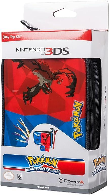 Amazon.com: POWER A Pokemon X/Y Day Trip Kit - Nintendo 3DS ...
