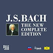 BACH 333 – The New Complete Edition