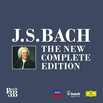 Bach333: The new complete edition : Multi-Artistes, Bach333: Amazon.es: Música