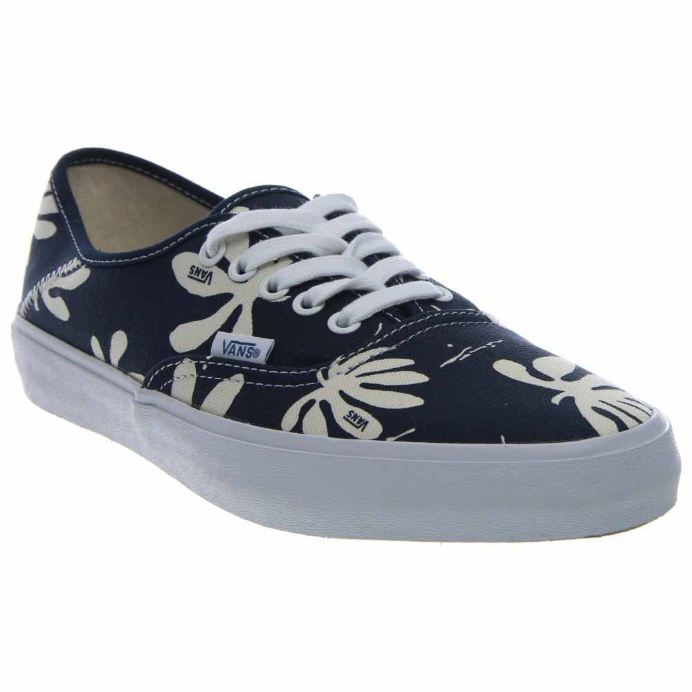 Vans Herren Authentic Sneaker Blau / Weiss