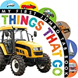 Things That Go (My First Jumbo Tab Book)