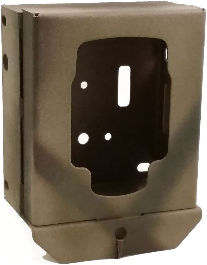 CamLockbox Security Box Compatible with Covert MP6 MPE5 MPE6 MP8 MP16 Trail Cameras