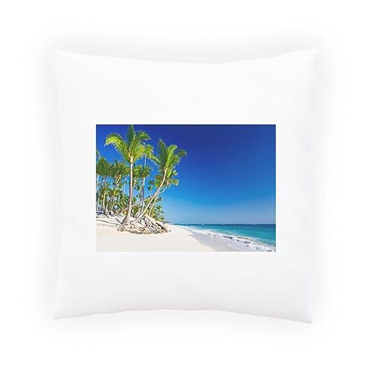 Sólo chillin ... viajar la playa del mundo Almohada ...