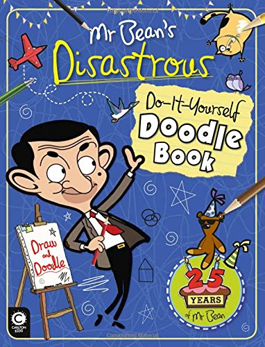 Mr beans disastrous do it yourself doodle book import it all mr beans disastrous do it yourself doodle book solutioingenieria Image collections