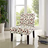 Living Room Chairs Dorel Living Teagan Armless Accent Chair
