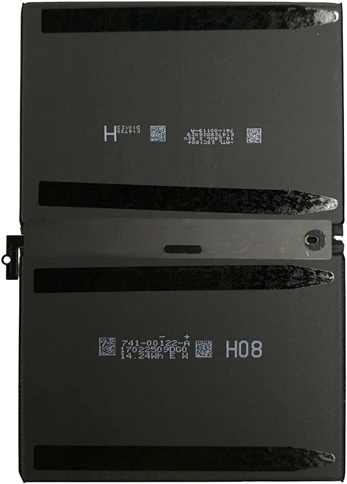 A1673 A1674 A1675 iPad 6.3 iPad 6.4 con Kit de Herramientas Bater/ía de Repuesto Compatible con iPad Pro 9.7 2016 Upplus A1664